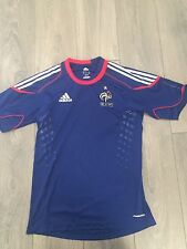 France Player Issue Training Shirt 2009/10 40/42 Chest Formotion Rare