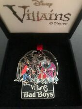 Disney Trading Pin Bad Boys Billiards Large 3D LE Captain Hook