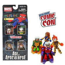 Marvel Minimates Age of Apocalypse 4-Pack #1 2010 New York Comic Con Exclusive
