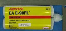 1 Cartridge Henkel Loctite Hysol Ea E 90fl Epoxy Adhesive Gray 400 Ml Cartridge