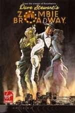 Dave Stewart's Zombie Broadway #1 Comic 1st Print Virgin NM Ships T-Folder