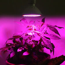 E27 200 LED Grow Lights Full Spectrum Panel Vegtable Flower Indoor Plant Lamp