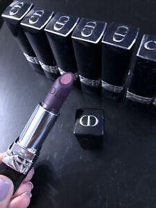 Dior Rouge Couture Colour Voluptuous Care Lipstick Shade 992 Poison Purple