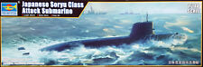 TRUMPETER® 05911 Japanese Soryu Class Attack Submarine in 1:144