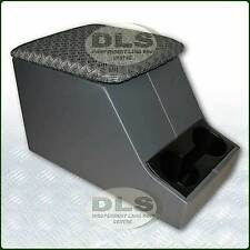Centre Cubby Box Techno Grey with Cup Holder Land Rover Defender (DA2035T)
