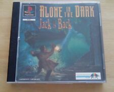 Alone In The Dark Jack Is Back - Sony PlayStation PS1 - PAL EUR - CD MINT
