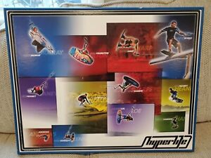 Hyperlite Framed Advertising, Wakeboard, Signed &  Autographed by Shaun Murray