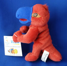"Sydney 2000 Summer Olympics Syd Platypus 6"" plush Mascot w tag VISA"