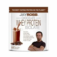 Jay Robb Whey Protein Isolate, 80 oz - 5 lbs - 76 Servings CHOCOLATE