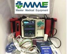 PHILIPS HeartStart MRx M3536A, Loaded, Biomed Cert, Warranty, Paddles