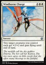 MTG 2x WINDBORNE CHARGE - CARICA PORTATA DAL VENTO - CN2 - MAGIC