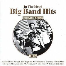 Various Artists: In The Mood: Big Band Hits - 3 Cd Set - Big Band - Swing - Jazz