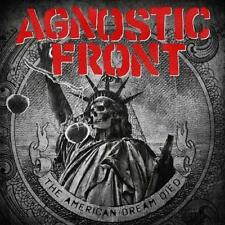 Agnostic Front - The American Dream Died (NEW CD)