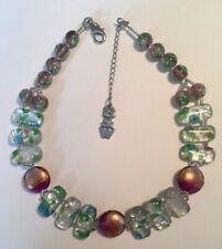 Style Necklace #3023 Butler &Wilson Venetian Glass