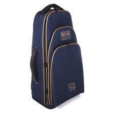 RG Hardie Piper Deluxe Cornemuse Boîtier Bleu marine Highlands Sac à dos Luxury