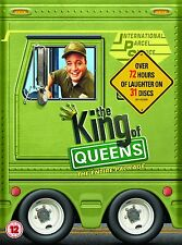 KING OF QUEENS COMPLETE SERIES 1 - 9 DVD Boxset Season 1 2 3 4 5 6 7 8 9 New UK