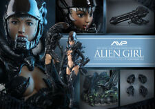 "Sideshow 1/6 Scale 12"" Alien Vs Predator AVP Girl Action Figure 902598 HAS002"