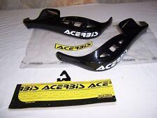 Acerbis Rally Profile Handprotektoren schwarz Ersatzschalen zu Nylon Rally Brush