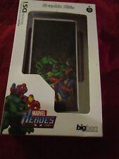 Nintendo DSi Marvel Heros Graphic Skin Cover Decal Hulk Spiderman
