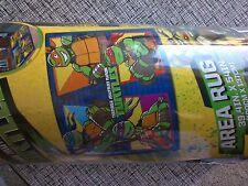 """Teenage Mutant Ninja Turtle Extra Large Area Rug 39""""x 54"""" Kids Room New"""