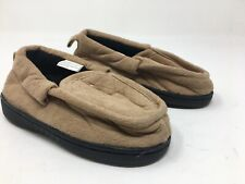 Ashko Kids House Slippers - Size 5-6 - Brown - Free Shipping