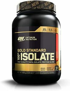 Optimum Nutrition Gold Standard 100%  Whey Isolate 930g - 31 servings
