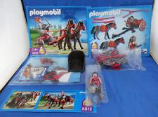 Playmobil Set 5812 Roman Chariot Unused Sealed Bags