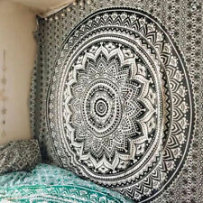 Indian Wall Decor Tapestries Bohemian Mandala Tapestry Wall Hanging Bed Sheets