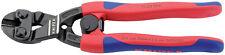 DRAPER Knipex 200mm Cobolt Compact 20˚ Angled Head Bolt Cutters 49189
