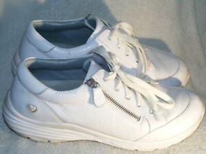 Women's Genuine Leather Shoes by Nurse Mates Align-Worn a Couple Times-Sz 10 W