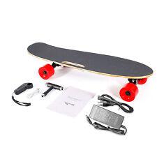 Elektro Skateboard Longboard E-Board 350W E-Skateboard +Fernbedienung 20km/h DHL