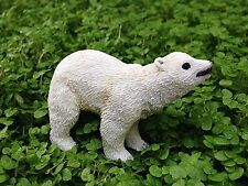 Miniature Dollhouse FAIRY GARDEN ~ CHRISTMAS Baby Polar Bear Pick