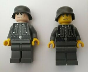Brickmania   WW2 German 2  Minifigures