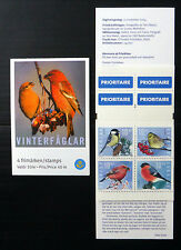 SWEDEN 2004 Birds Booklet SB593a NB2718