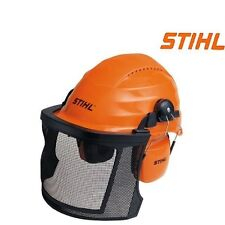 Stihl Aero Light Chainsaw Brushcutter Protective Safety Helmet Set 0000 884 0141