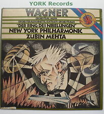 IP 7628 - WAGNER - Orchestral Music From The Ring MEHTA New York PO Ex LP Record