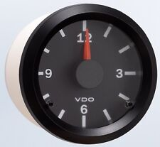 Fiat Spider 124 Clock New VDO   -  SUPER LOW PRICE BLOWOUT!!!! LAST ONE!!!