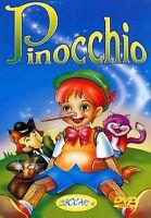DVD - PINOCCHIO - ITALIANO NUOVO
