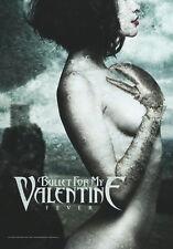 "Bullet For My Valentine Poster Drapeau/Drapeau ""Fever"""