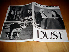 Filmprogramm  135  Dust   JANE BIRKIN+TREVOR HOWARD