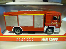 CAMION MAN F 2000 SAPEURS POMPIERS  ~  NEUF