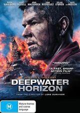 Deepwater Horizon (Dvd) Action, Drama, Thriller Mark Wahlberg, Kurt Russell Film