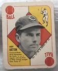 1951 Topps Red Backs Baseball Cards 80