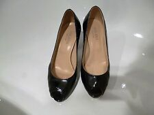Milana Patent Leather Heels Size 36.5