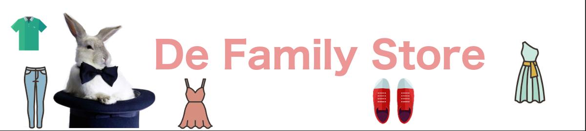 De Family Store