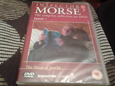 dvd inspector morse the dead of jericho  john thaw new sealed