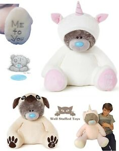 """Me To You Extra Large Special Gift Valentines Plush Unicorn Pug Tatty Teddy 24"""""""