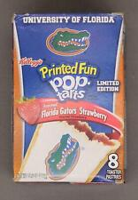 Kellogg's Florida Gators University of Strawberry Poptarts 8 CT (EXP 07/13)