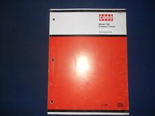 CASE MODEL 108 COMPACT TRACTOR PARTS BOOK MANUAL CATALOG A1226