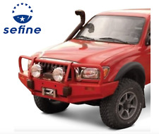 Arb Deluxe Full Width Black Front Winch Hd Bumper With Grille Guard 3423020 Fits Tacoma